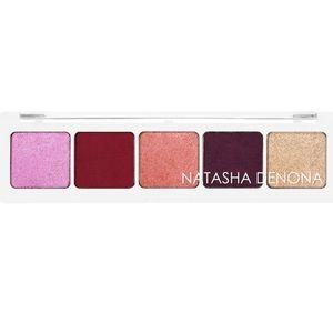 BNIB ND cranberry palette